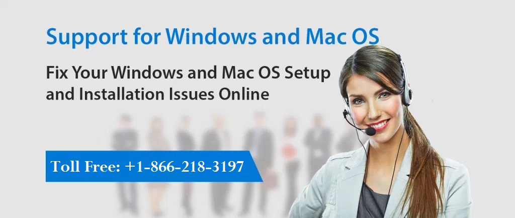 Support for Windows and Mac OS
