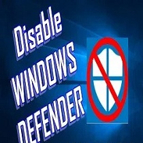 Permanently Disable Windows Defender Antivirus on Windows 10